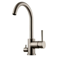 Tapwell EVO184 Keittiöhana Brushed Nickel