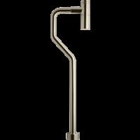 Tapwell XA200 Vesilukko ja S-putki Brushed Nickel