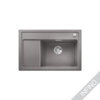Keittiöallas Blanco Zenar XL 6 S Compact Silgranit Alumetallic