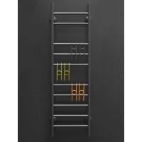 REJ Design Kenkä-/lapasripustinpari Musta