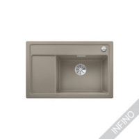 Keittiöallas Blanco Zenar XL 6 S Compact Silgranit Tartufo