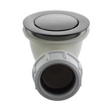 Tapwell 22200 Pop-up pohjaventtiili Black Chrome/Musta kromi