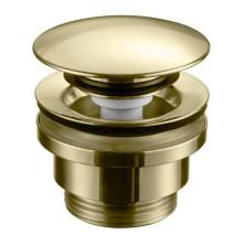 Honey Gold pohjaventtiili, suljettava | Tapwell 74400 Pop-up