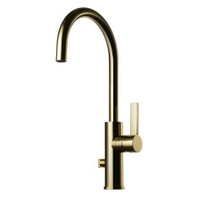 Tapwell ARM184 keittiöhana Astianpesukoneliitäntä Honey Gold