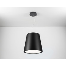 Liesituuletin Witt Architect Free Matte Black -2