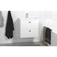 Otsoson Luja 600 Kompakti kylpyhuonekaluste Clever nuppivetimellä