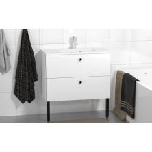 Otsoson Luja 800 Kompakti kylpyhuonekaluste Minimeri nuppivetimellä