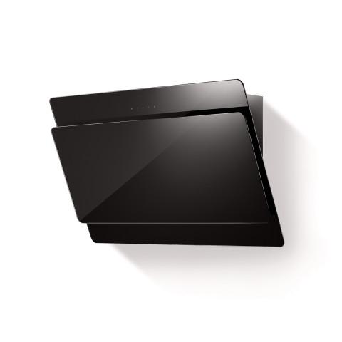 Savo Liesituuletin C-6908-B3 Musta lasi 80 cm