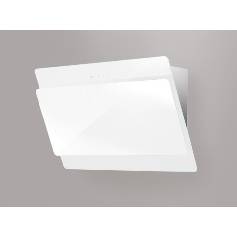 Savo Liesituuletin C-6908-W3 Valkoinen lasi 80 cm
