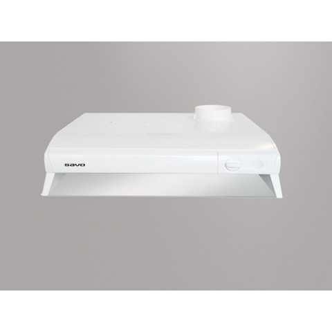 Savo liesikupu FV-8005-W 50 cm Valkoinen