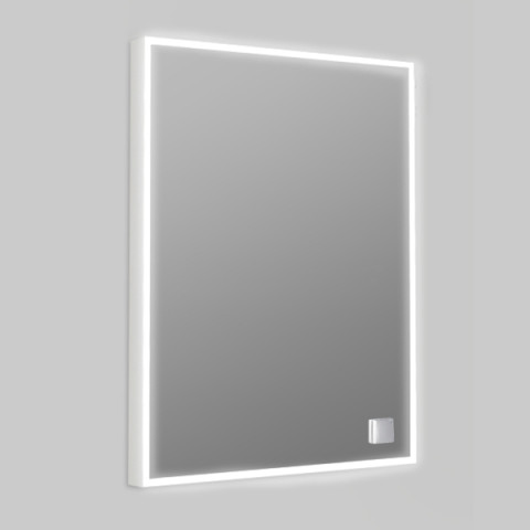 LED valopeili  60 x 90 cm Grand Lux pistorasialla