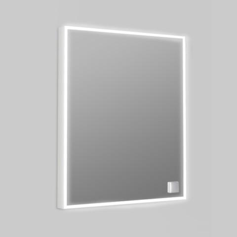 LED valopeili  60 x 70 cm Grand Lux pistorasialla