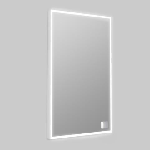 LED valopeili  50 x 90 cm Grand Lux pistorasialla