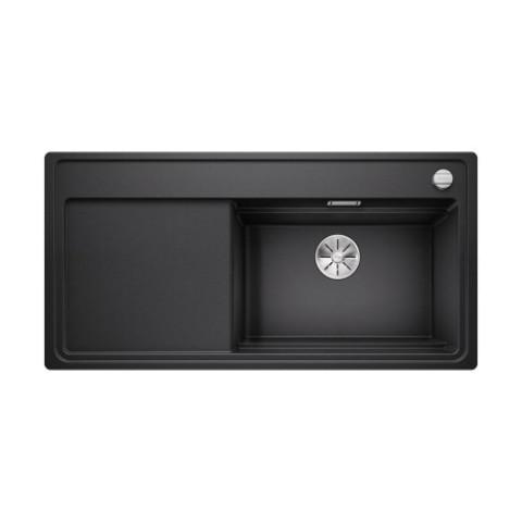 Keittiöallas Blanco Zenar XL 6 S SteamerPlus Silgranit Anthrazit
