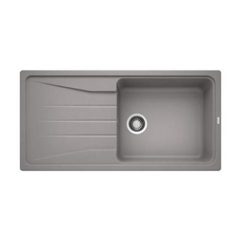 Keittiöallas Blanco Sona XL 6 S Silgranit Alumetallic