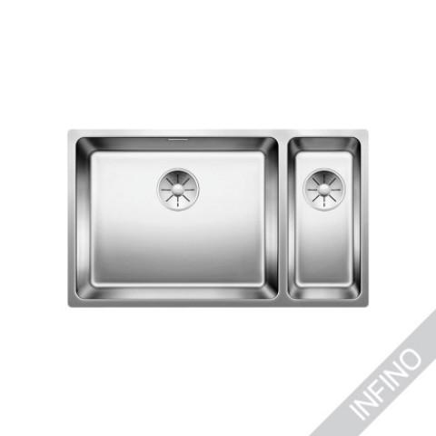 Keittiöallas Blanco Andano 500/180-U, vasen