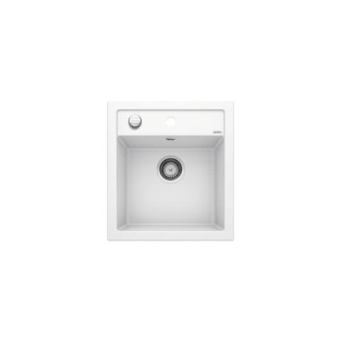 Keittiöallas Blanco Dalago 45-F Silgranit Valkoinen