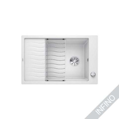 Keittiöallas Blanco Elon XL 6 S Silgranit Valkoinen