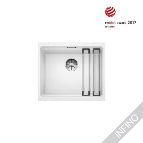 Keittiöallas Blanco Etagon 500-U Silgranit Valkoinen