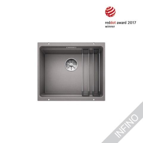 Keittiöallas Blanco Etagon 500-U Silgranit Alumetallic