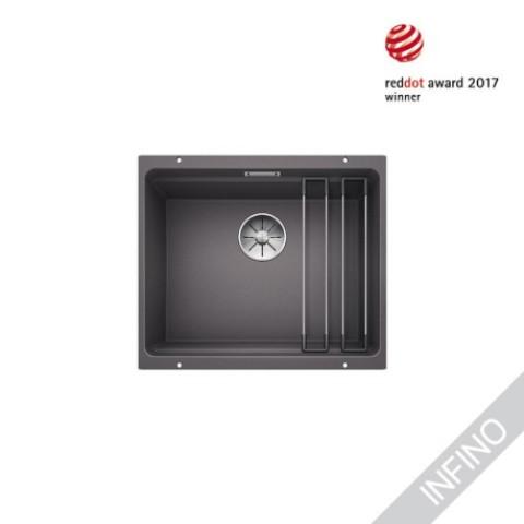 Keittiöallas Blanco Etagon 500-U Silgranit Kallionharmaa