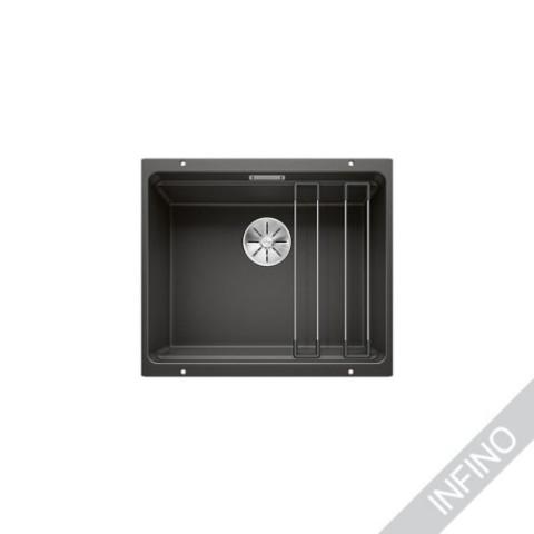Keittiöallas Blanco Etagon 500-U Silgranit MattaMusta