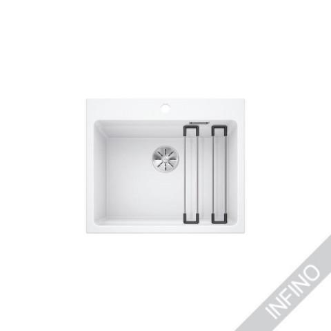 Keittiöallas Blanco Etagon 6 Silgranit Valkoinen
