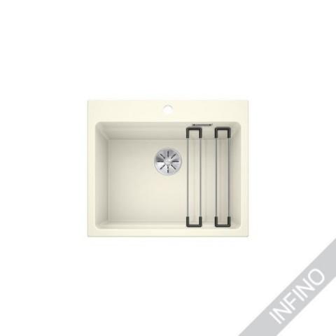 Keittiöallas Blanco Etagon 6 Jasmin   Silgranit   Päältä asennettava