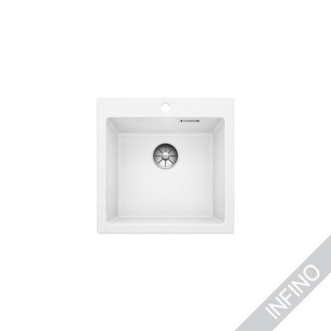 Keittiöallas Blanco Pleon 5 Silgranit Valkoinen