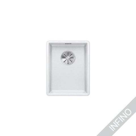 Keittiöallas Blanco Subline 320-F Silgranit Valkoinen