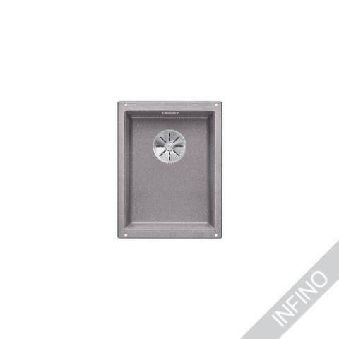 Keittiöallas Blanco Subline 320-U Silgranit Alumetallic