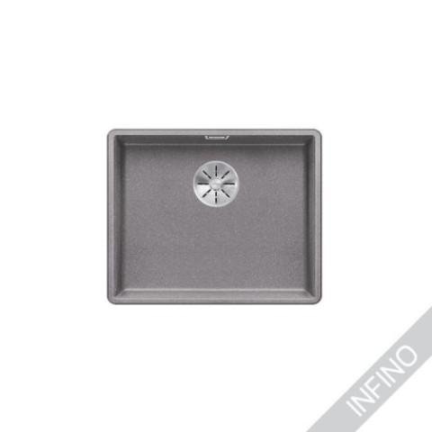 Keittiöallas Blanco Subline 500-F Silgranit Alumetallic