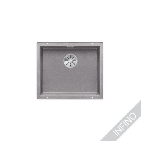 Keittiöallas Blanco Subline 500-U Silgranit Alumetallic