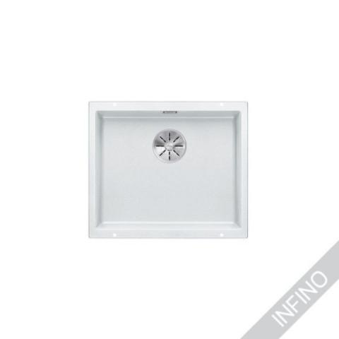Keittiöallas Blanco Subline 500-U Silgranit Valkoinen