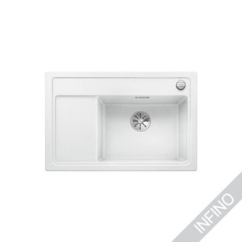 Keittiöallas Blanco Zenar XL 6 SCompact Silgranit Valkoinen