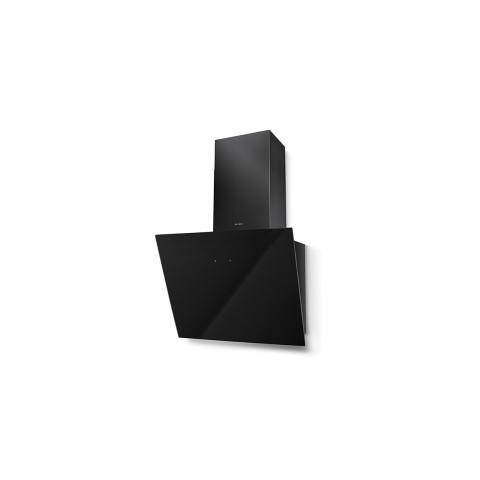 Musta seinätuuletin 55 cm | Faber Tweet  liesituuletin