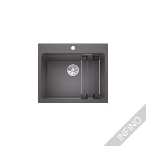 Keittiöallas Blanco Etagon 6 Silgranit Kallionharmaa