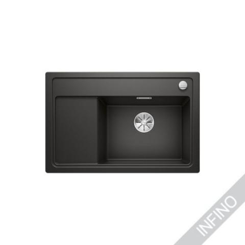 Keittiöallas Blanco Zenar XL 6 S Compact Silgranit MattaMusta