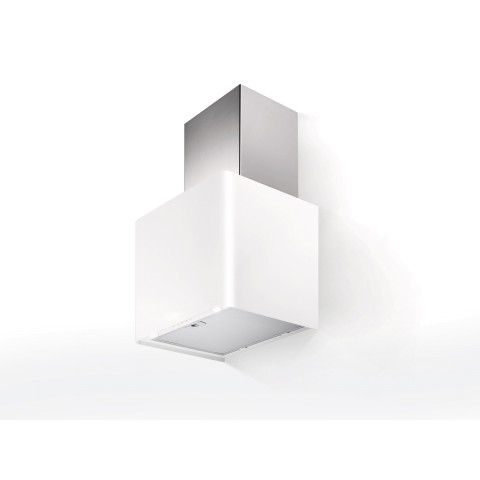 Savo Liesituuletin NOPPA Valkoinen kiiltävä LED