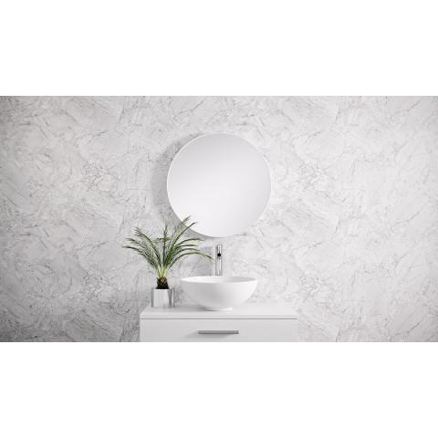 Otsoson Rol pyöreä peili 60 valkea