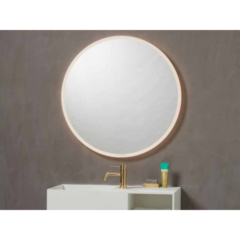 Pyöreä peili valolla 80cm | iLed Rondo